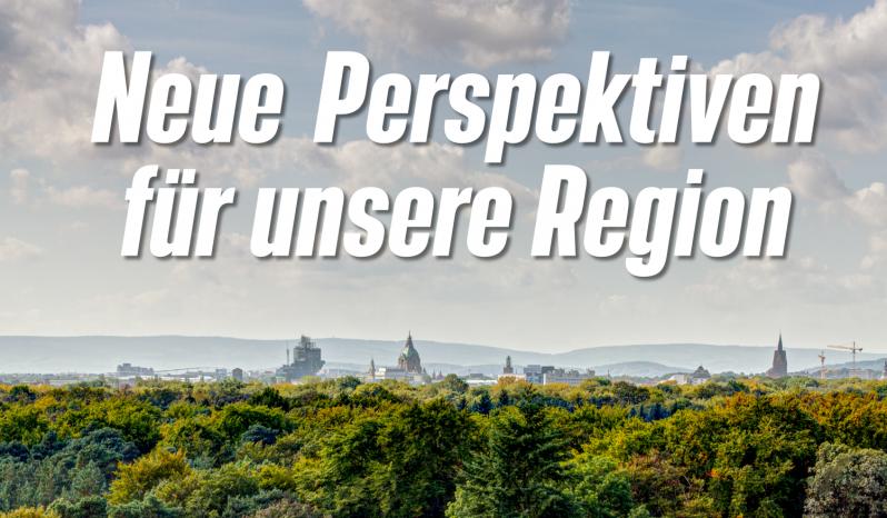 Neue Perspektiven für unsere Region