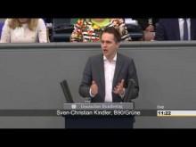 """""""Verkehrswende statt CSU-Straßenwahn"""" –Rede zu Verkehrspolitik von Sven-Christian Kindler"""