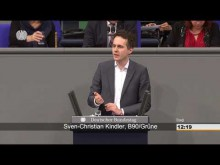 Sven-Christian Kindler zum Verkehrshaushalt 2019